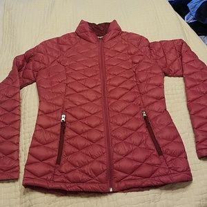 Free Country womens quilted coat